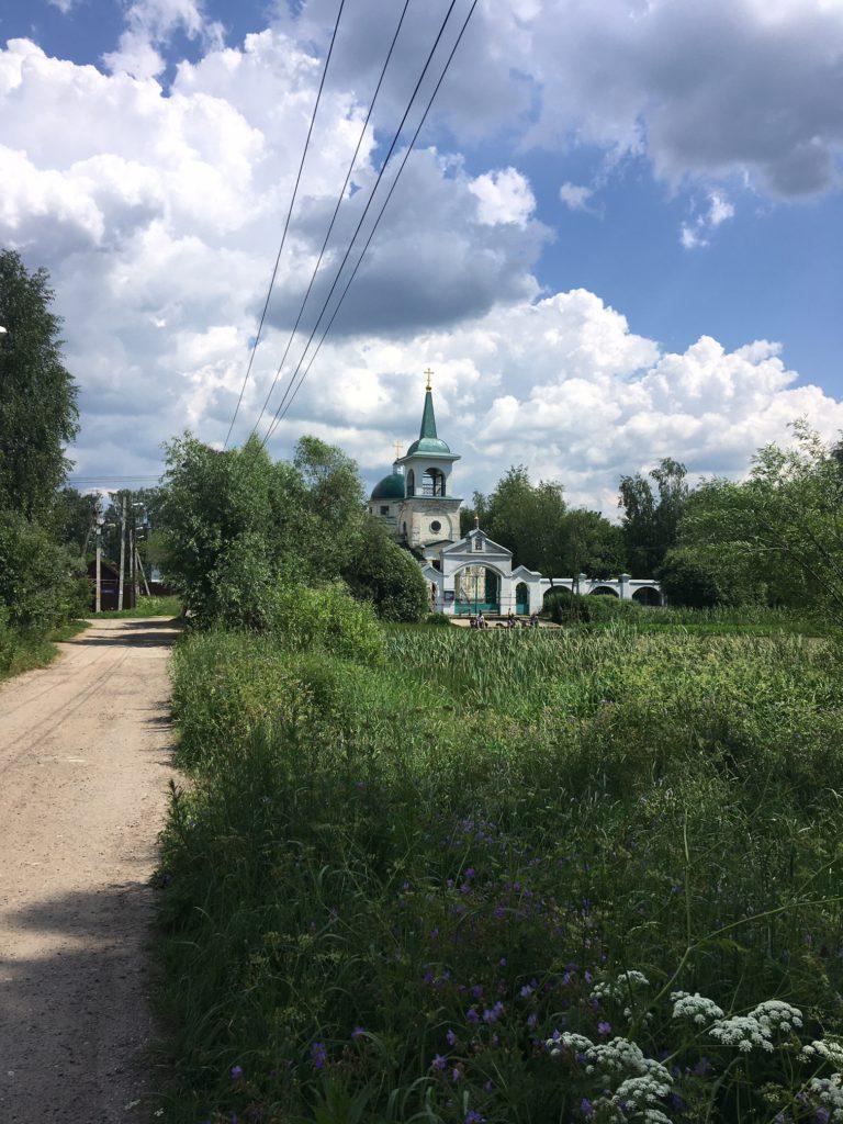 Храм Архистратига Михаила Заветы Ильича